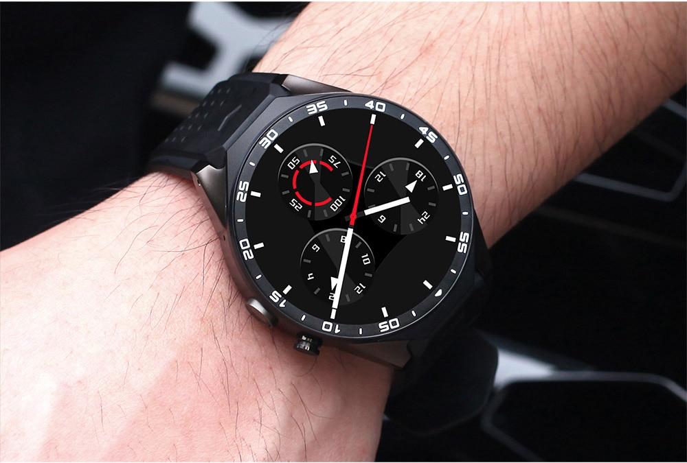 Kaimorui KW88 Smart Watch Android/ IOS Kaimorui KW88 Smart Watch Android/ IOS HTB1QhlQSFXXXXcMXpXXq6xXFXXXL
