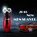Electric Shaver Rechargeable Shaver Mens 3 Shaver Head Razor Blades Shaving Machine Face Care Tools