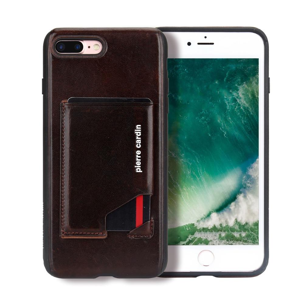 Para Apple iPhone 7 7 Plus Estuche para teléfono Pierre Cardin - Accesorios y repuestos para celulares - foto 6