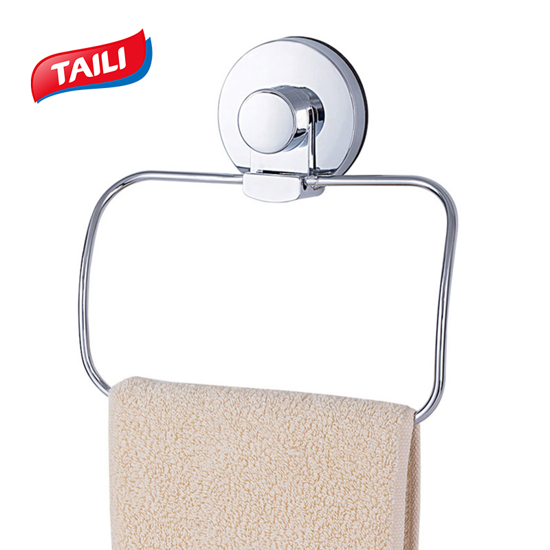 Chrome Towel Ring Bathroom Accessories Product