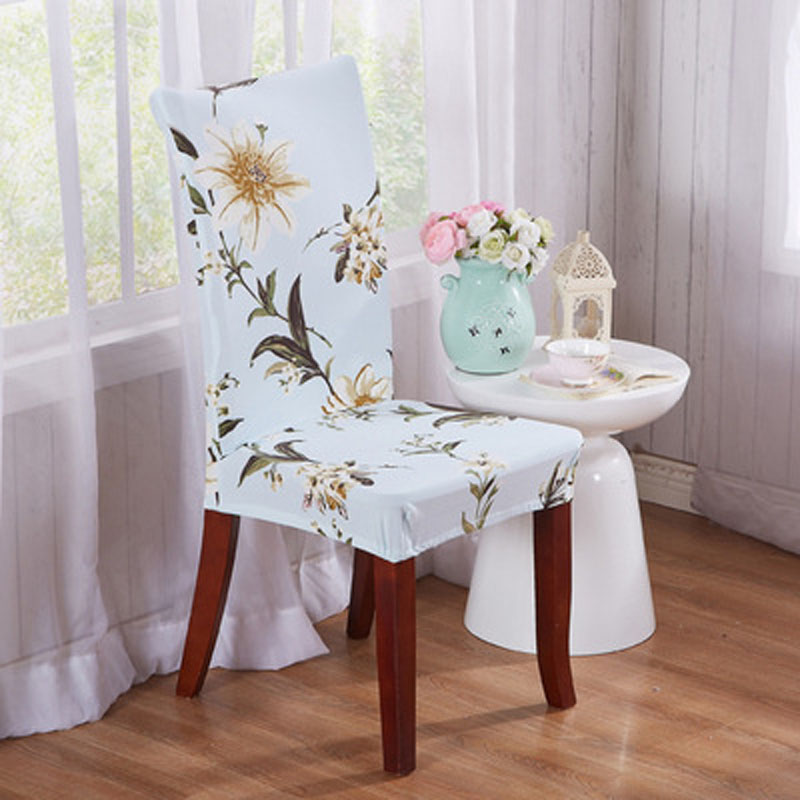 Aliexpress.com : Buy stoelhoezen eetkamer chair cover chair covers ...