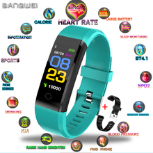 BANGWEI New Smart Watch Women Heart Rate Blood Pressure Oxygen Sleep Monitoring Pedometer Sports Men For Android ios