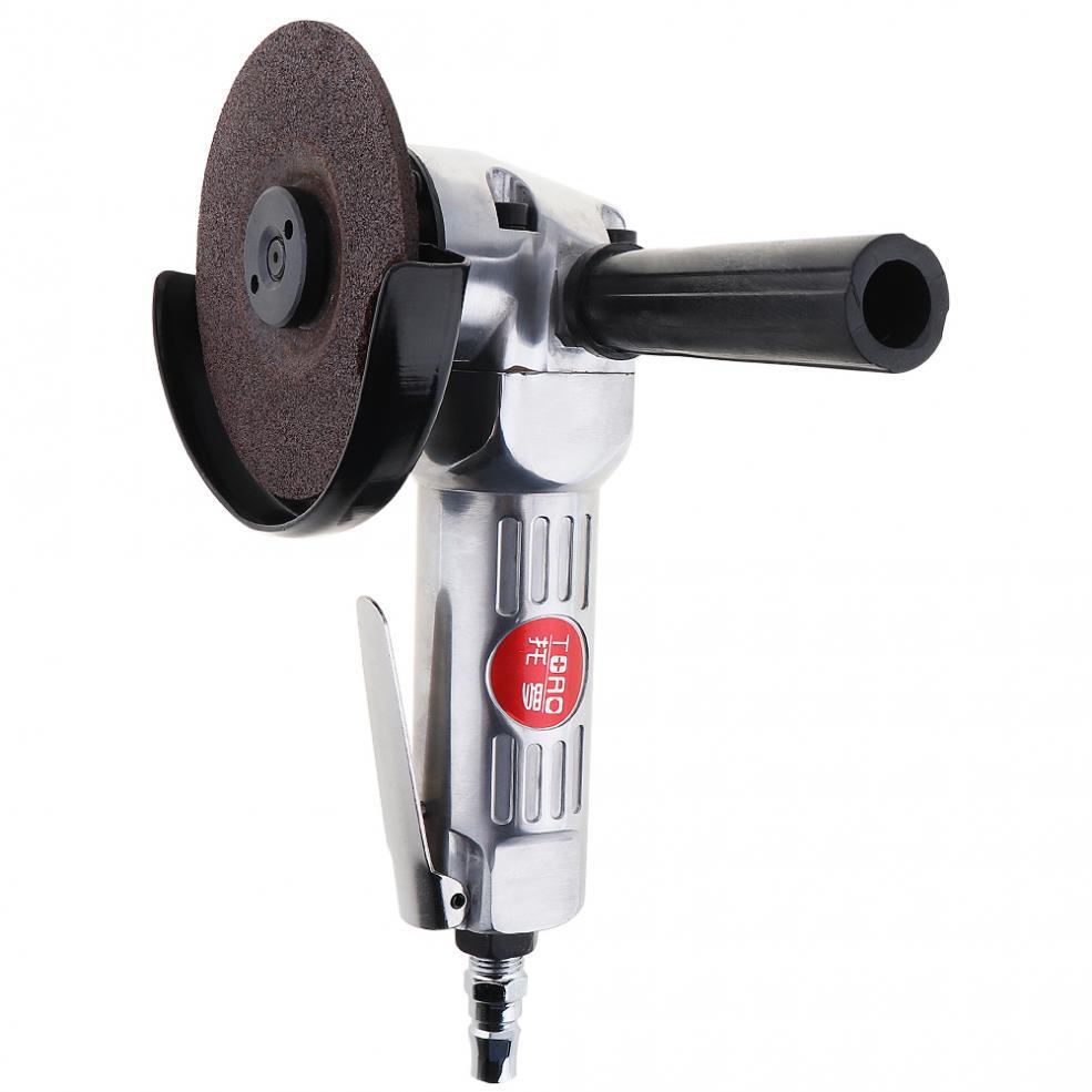 Image 4 - トロ 4 インチ高速空気圧アングルグラインダーとディスクポリッシュピースと PVC ハンドル機械研磨切断操作 - AliExpress   グループ上の ツール からの 空気動力工具 の中