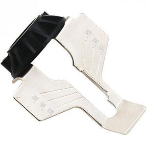 Image 4 - Schärfen Befestigung, Kettensäge Zahn Schleifen Werkzeuge Verwendet mit Elektrische Grinder, Zubehör für Schärfen Outdoor Garten Werkzeug