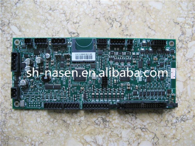 KONE PCB DCBG CPU KM987081H02 KM987080G01