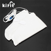 KIFIT Useful Electric Nail Manicure Gloves Heated Mitts Infrared Therapy Treatment SPA Warmer For Foot And