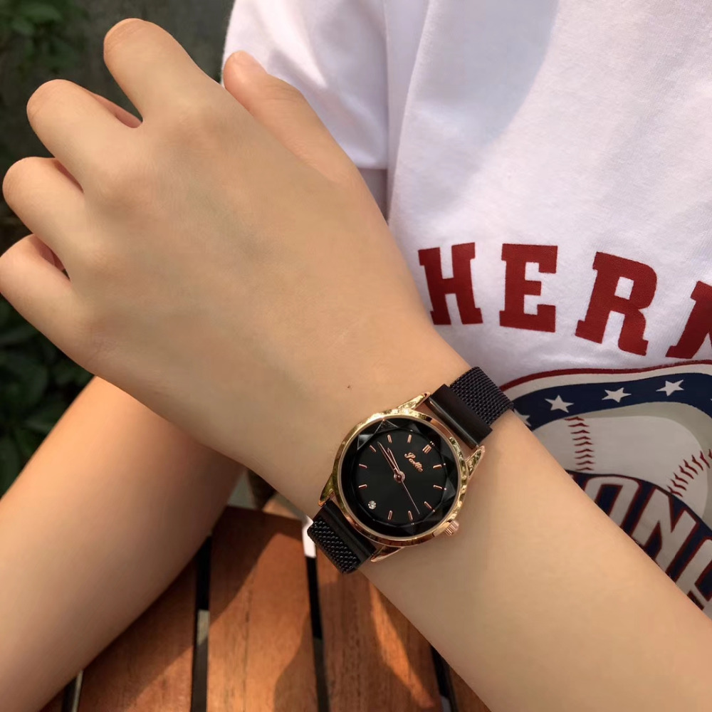 19 hot sale fashion style quartz watch for women ladies clock 1