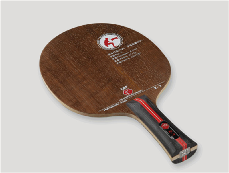 Free shipping RITC 729 Friendship Z-1 (Z1, Z 1) Professional Wood OFF-- Table Tennis Blade for PingPong Racket