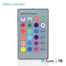 E27 RGB LED Lamp 5W