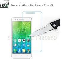H-Goods Screen Protector For Lenovo C2 k10a40 Tempered Glass for Vibe C2 Original Ultra Slim Explosion proof Protective Film