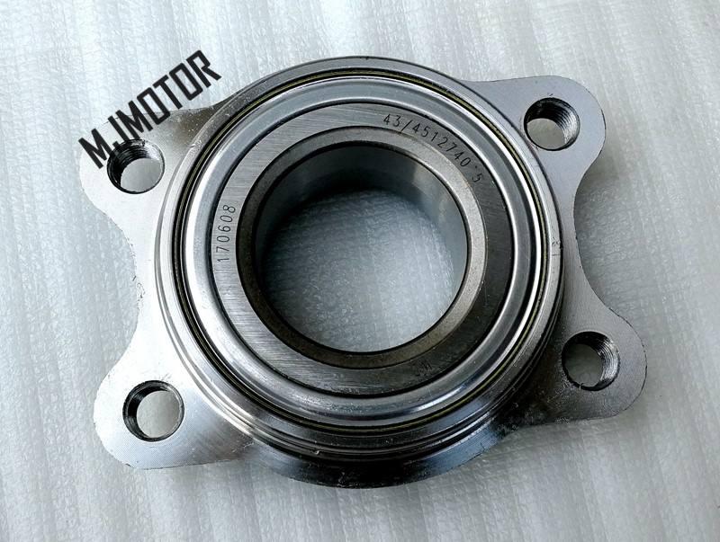 Roulement de moyeu de roue arrière/avant pour les pièces de moteur de voiture automatique chinoise BS4 M2 3000872/3091814