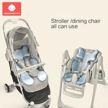 2019 summer baby newborn Stroller cool mat Seat cushion infant ice silk Cooling Pram Car Pad mats Baby Accessories