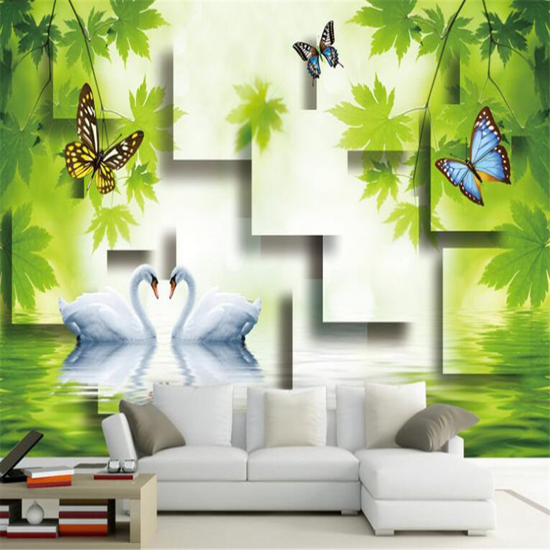 custom modern 3d high quality non-woven mural  wallpaper 3d living room bedroom TV sofa background wall home decoration tree pattern wallpaper modern 3d abstract bedroom sofa tv background wall home decoration non woven embossed woods wall paper