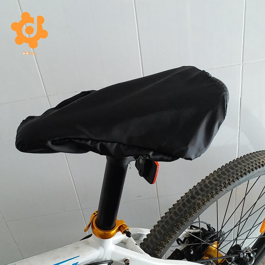 Waterproof Saddle Rain Raining Bicycle Seat Cover Mountain Bike Sun Protection