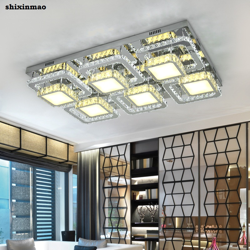Shixinmao moderne ultra helle led wohnzimmer for Ultra modernes haus