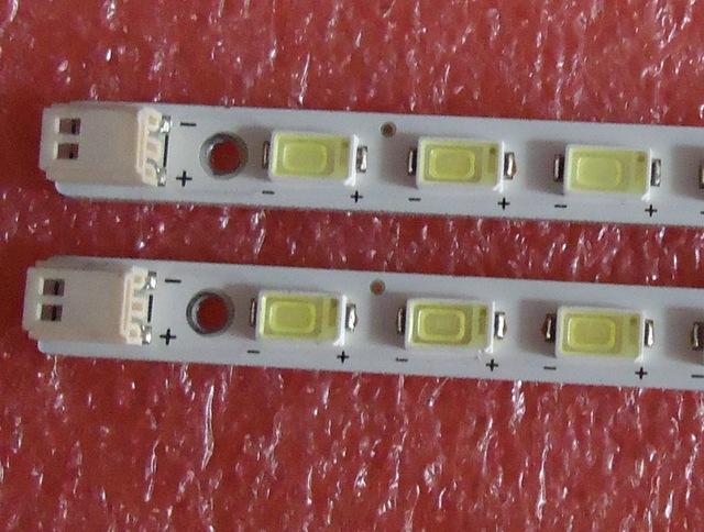 Para toshiba 40tf1c artigo lâmpada led backlight tela lj64-02268a lj64-02267a 56led lta400hf12 1 peça = 453mm