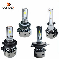 conpex car styling car led headlight Auto Light Bulb LED H1 H3 H4 H7 H11 9005 9006 for Toyota Camry Corolla 4runner Tundra rav4