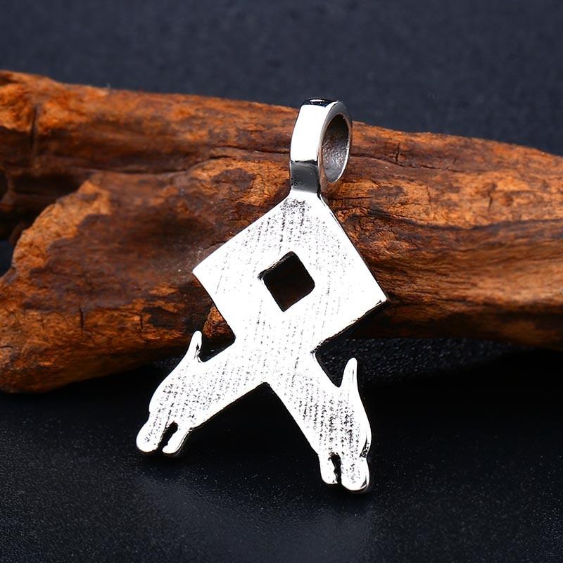 Collier Viking Rune 5