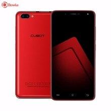 Cubot Радуга 2 3 г смартфон 5.0 дюймов MTK6580 Quad Core 1 ГБ Оперативная память 16 ГБ Встроенная память 8.0MP 2.0MP двойной сзади камеры мобильного телефона