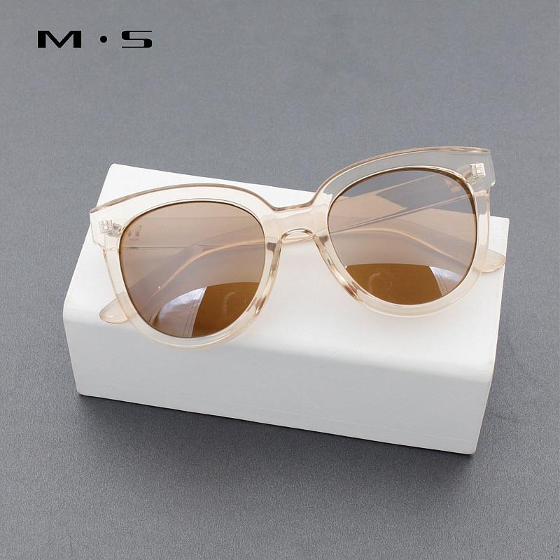 MS 2017 Sunglasses Women Fashion Brand Designer Classic Sun glasses Female trendy Sunglasses Men Eyewear UV400 J11