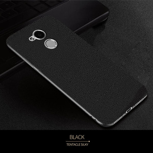 For Honor 6A Leather Coque Cases For Huawei Honor 6A 6 A Case Fundas Soft Silicone Phone Bumper Cover On Honor6A Protective Case(China)