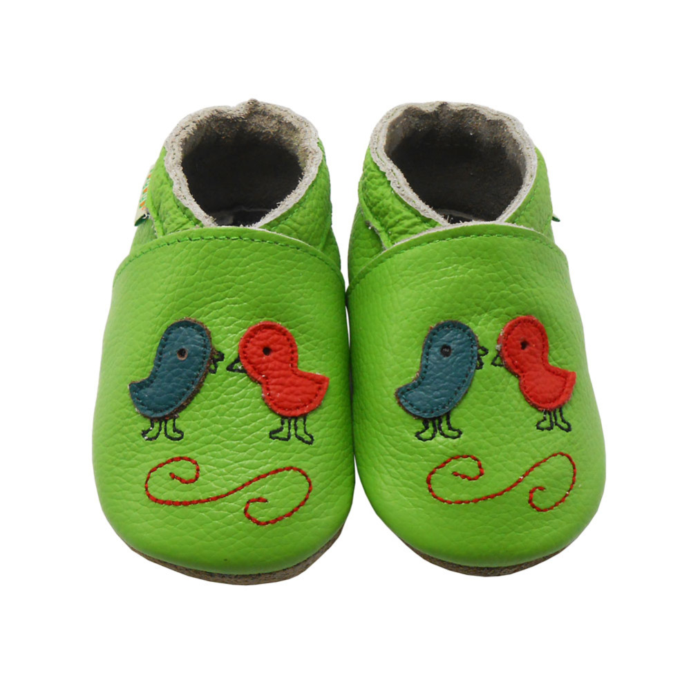 SAYOYO Baby Toddler Cattle Shoes Soft