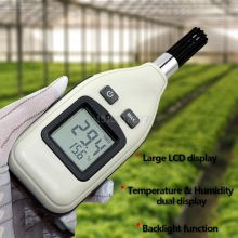 Buy online Digital Humidity and Temperature Meter LCD Thermometer Indoor/Outdoor Hygrometer #H0VH# Drop shipping