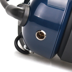 Image 5 - Noise Cancelling Luchtvaart Microfoon Headset Walkie Talkie Oortelefoon Vox Volume Aanpassing Voor Kenwood Baofeng UV 5R Retevis H777