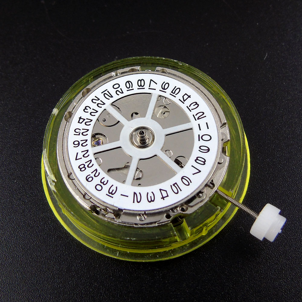лучшая цена Mingzhu 2813 Mechanical Automatic movement date display fit for SUB men's watch M13