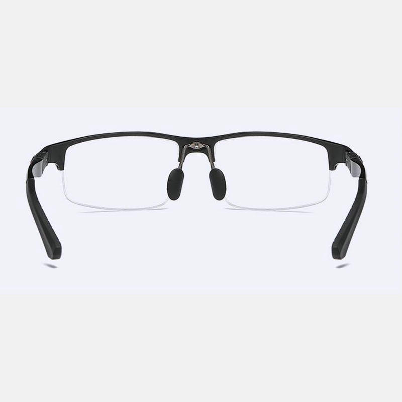 Image 3 - 2019 NEW Aluminum Magnesium Sports Style Progressive Reading Glasses Commercial Affairs Glasses Photochromic Reading Glasses NX-in Men's Reading Glasses from Apparel Accessories