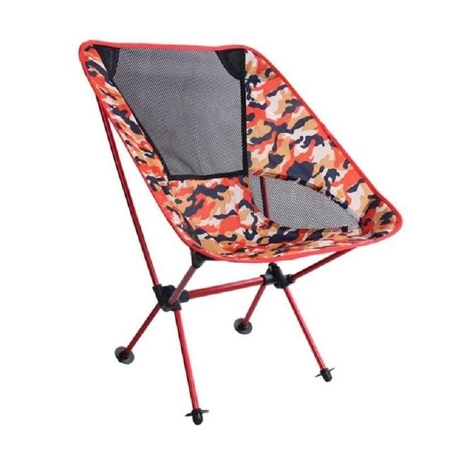 Folding Portable Aluminum Alloy Camping Chair 4