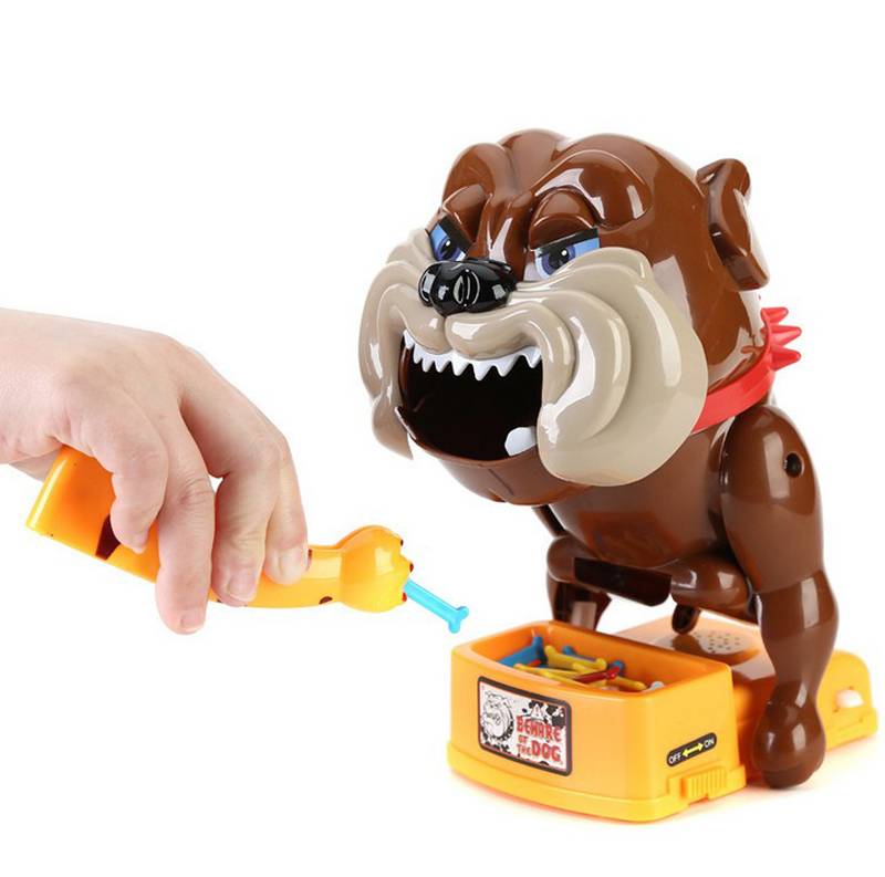 Funny Flake Out Bad Dog Bones Cards Tricky Toy Games For Kids Playing Game Toys Gift  Toys