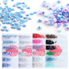 1 Pack Strass Nail A...