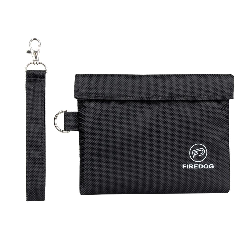 FIREDOG Smoking Smell Proof Bag Carbon Lined Tobacco Pouch For Weed Herb Odor Proof Container Case Storage