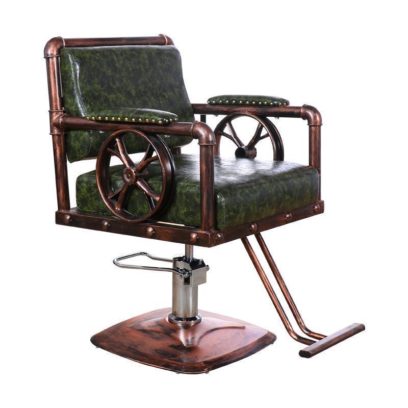 Schoonheidssalon Mueble Stoelen Kappersstoelen Barbeiro Cabelo Sedie De Belleza Sedia Cadeira Silla Cadeira de Barbeiro do Salão de beleza e Barbearia