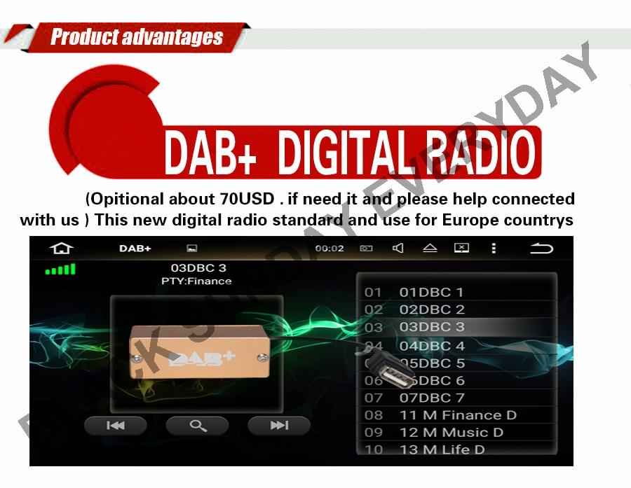 Flash Deal 4G+64G Android 9.0 Car Radio Multimedia DVD GPS For Chrysler 300C PT Cruiser Aspen Sebring Dodge Caliber Ram Jeep Grand Cherokee 12