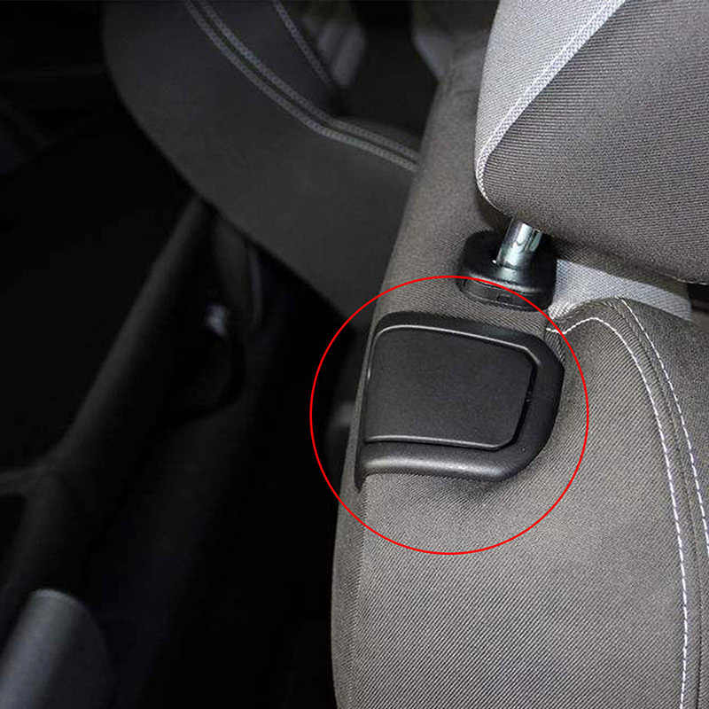 Speedwow Xe Ghế Hơi Tập Ngồi Trước Bên Phải/Trái Tay Cầm Ghế Điều Chỉnh Dành Cho Xe Ford Fiesta MK6 Vi 3 Cửa 2002- 2008 1417521 Phụ Kiện Xe Hơi