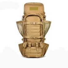 Large Capacity Outdoor Backpack Unisex Travel Multi-purpose Climbing Backpacks Hiking Big Capacity Rucksacks Camping Sports Bags