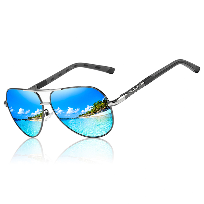 para gafas de sol HD hombre sol 2018 de polarizadas BARCUR Gafas AtqWqY 6dc20eb9dc