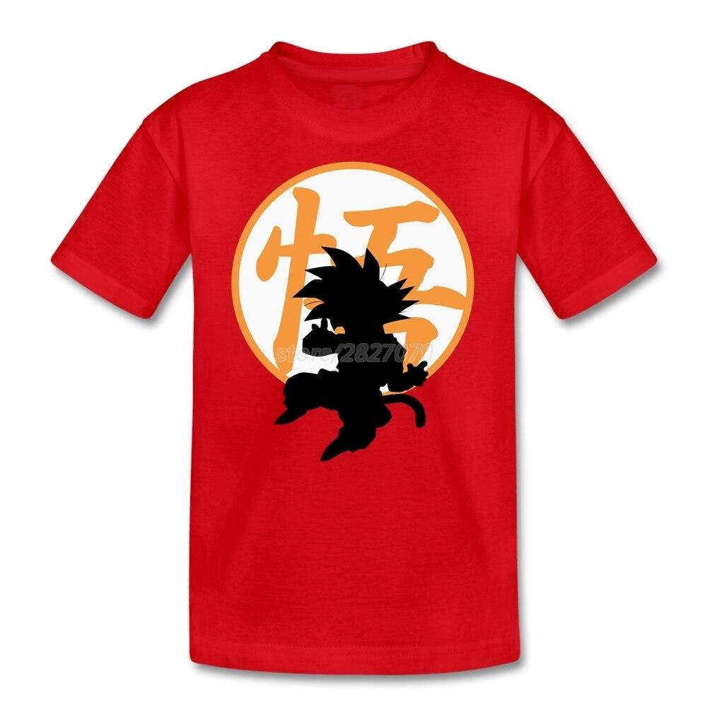 Design shirt japan - Best Design Super Saiyan Goku T Shirt Dragon Ball Baby Boy Shirt Japan Cartoon Camisa