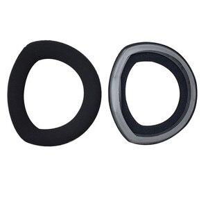 Image 4 - באיכות גבוהה החלפת קצף אוזן רפידות כריות Earpad לsennheiser HD800 אוזניות רך ונוח עור 20 JulyO0