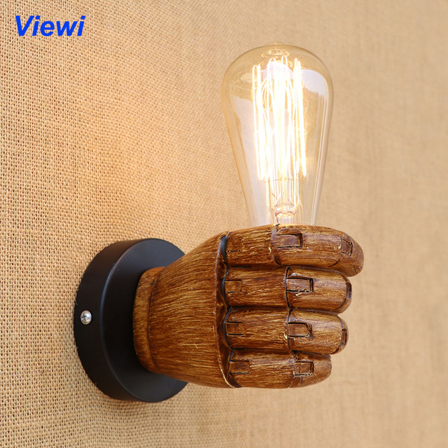 Aliexpress Buy Viewi 48 Lampara Wall Light Led Filament Lamp Adorable Bathroom Light Sconces