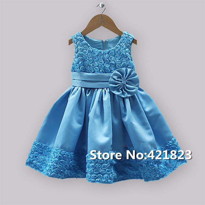 Aliexpress.com : Buy Girls summer dress 2015 baby girl party ...