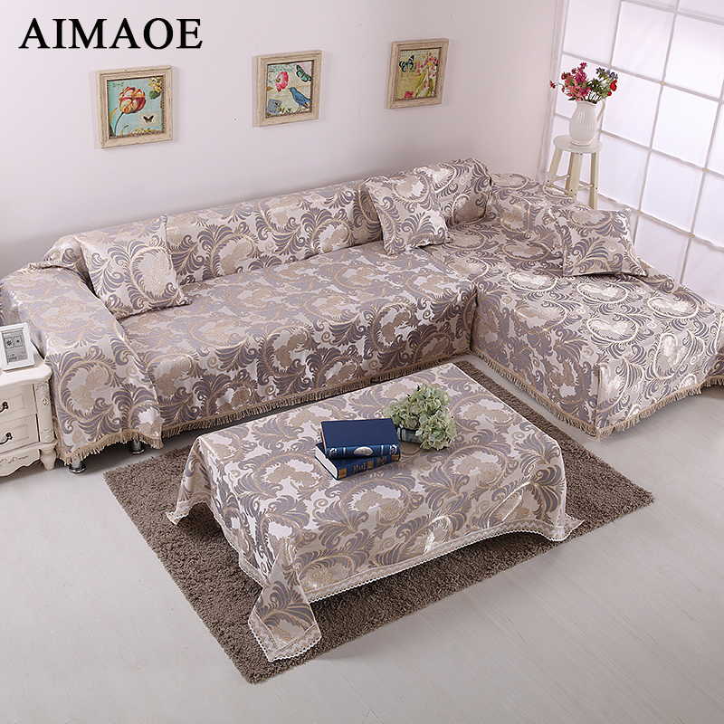 7 styles fashion multicolor sofa cover towel floral