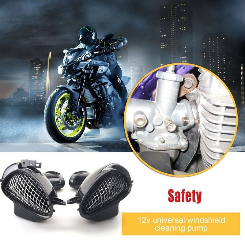 Image 3 - 1 Pair Black Motorcycle Intake Pipe Vent Pipe For Suzuki SUZUKI GSXR 600/750/1000 00 03 k1 Motorcycle Accessories-in Exhaust & Exhaust Systems from Automobiles & Motorcycles