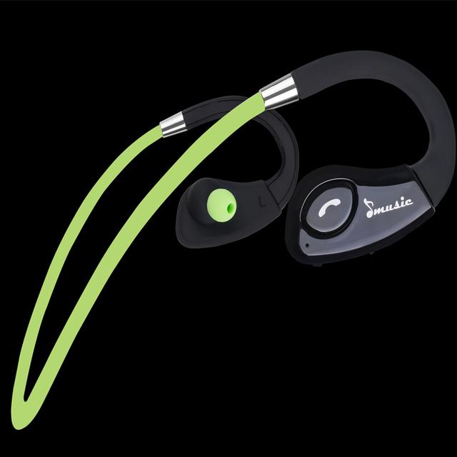 CSR Bluetooth V4.0 Auricular Bluetooth Inalámbrico de Auriculares Auriculares auriculares Auriculares Deportivos Bass Auriculares Estéreo Con Micrófono