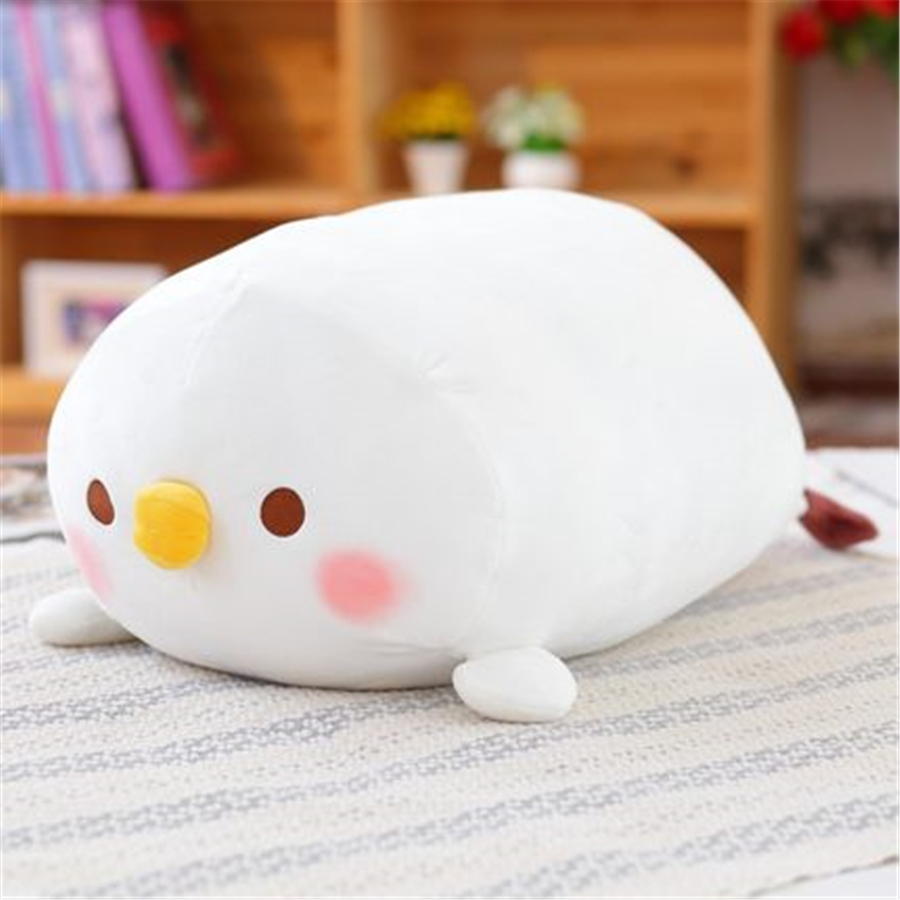 Kids Toys For Children Rabbit Doll Hare Stuffed Plush Large Animals Cotton Peluche Littlest Pet Shop Stuffed Toy Cockerel 70A003 lps toy 2pcs lovely pet shop animals cats kids action figures lps toys for children birthday christmas gift
