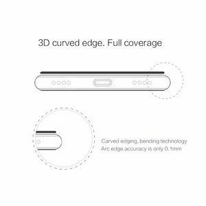 Image 3 - Xiao mi mi 8/mi 8 SE 3D TAM KAPAK Cam NILLKIN İnanılmaz 3D CP + MAX Nano Anti anti patlama Koruyucu Cam Ekran Koruyucu