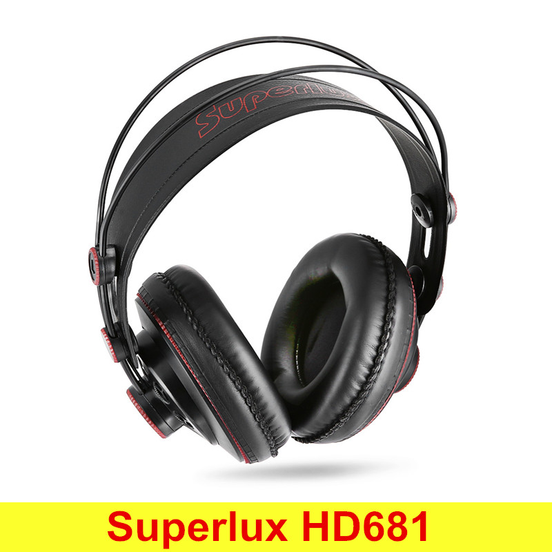 Original Superlux HD681 3.5mm Jack Headphones