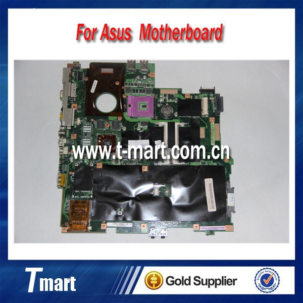 ФОТО 100% working Laptop Motherboard for ASUS F7SR System Board fully tested
